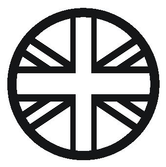 UK flag icon